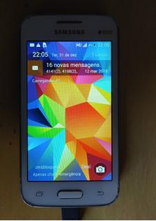 Celular Samsung Ace 4 Neo Usado, Liga Mas Touch Não Funciona