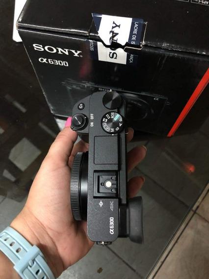 Camera Sony Ox6300 Zera