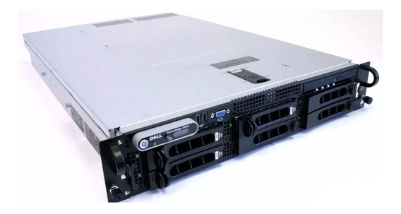 Servidor Dell 2950 - 2 Xeon Quad Core + 32 Giga Hd 1,5 Tera