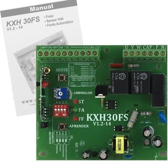 Central Placa Motor De Portão Kxh30fs Dz3 Dz4 Nano Rossi