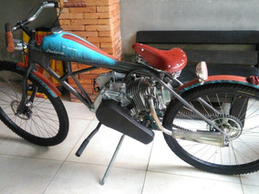 Bicicleta Motorizada 220cc