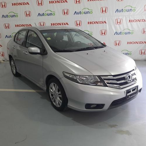 Imagen 1 de 14 de Honda City 2012 1.5 Ex At