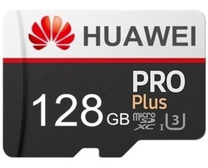 Imagen 1 de 5 de Memoria 128gb Micro Sd Clase 10 Huawei Pro Original
