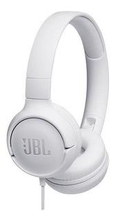 Audífonos Jbl T500 Con Mic Blanco