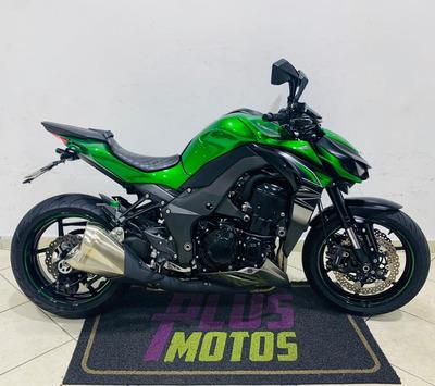 Kawasaki Z-1000 2018
