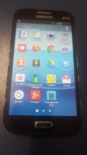 Celular Samsung Gt I8552b Funciona (obs: Está Reiniciando)