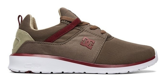 Zapatillas Hombre Mujer Dc Heathrow Timber Running Gym