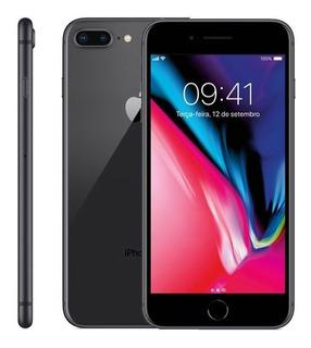 iPhone 8 Plus 64 Gb Preto Durado Nacional Anatel Brasil
