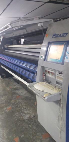Impresora Plotter Gran Formato Dgi Polajet 3206
