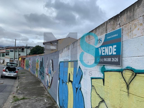 Terreno À Venda, 1008 M² Por R$ 550.000,00 - Jardim San Giovani - Ferraz De Vasconcelos/sp - Te0067