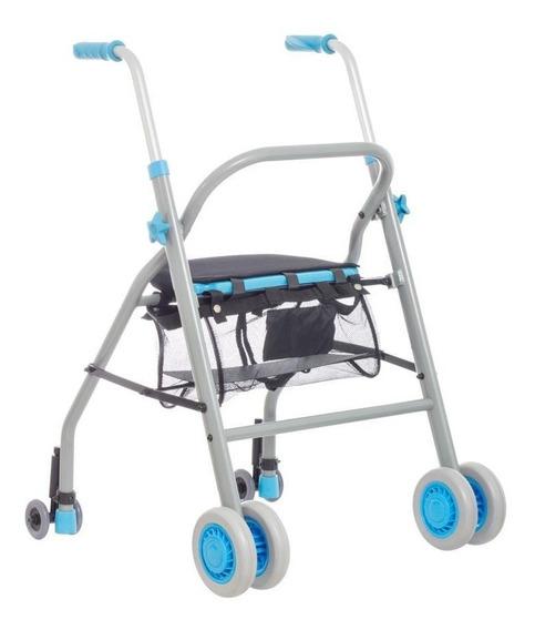 Andadera Con Ruedas Pushdown Deportiva - Eko-mobility