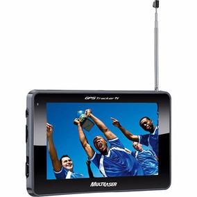 Gps Multilaser Tracker Tv 4,3