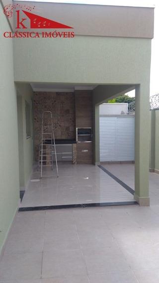 Belissima Casa De 156 M2 ,com Area Gourmet Muito Bacana,excelente Localizacao Com 4 Vagas De Garagem - Ca00273 - 33331373