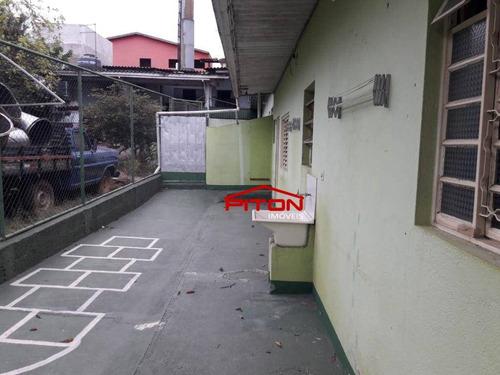 Imagem 1 de 15 de Casa Com 1 Dormitório Para Alugar, 45 M² Por R$ 700,00/mês - Vila Campanela - São Paulo/sp - Ca0920