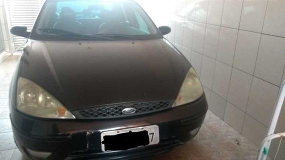 Ford Focus Ghia 2.0 16v - Automático, Couro, Completo, Ar