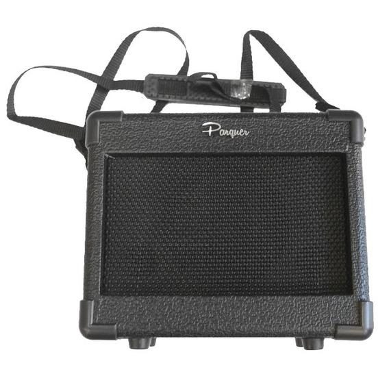 Amplificador Guitarra Portátil 5w Parquer Ga-1