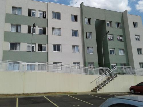 Apartamento Com 2 Dormitórios À Venda, 40 M² Por R$ 135.000,00 - Estrela - Ponta Grossa/pr - Ap0273