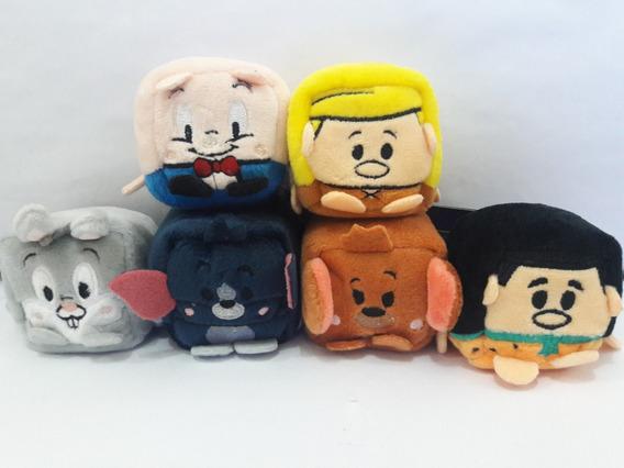 Cubo Mania Tom, Jerry,gaguinho,pernalonga,fred, Barney 5,5cm