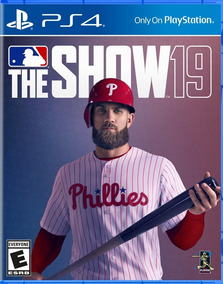 Mlb The Show 19 Ps4 Original 1