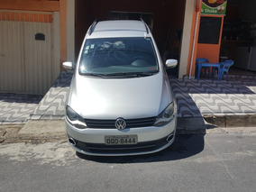 Volkswagen Spacefox 1.6 Trend Total Flex 5p 2013