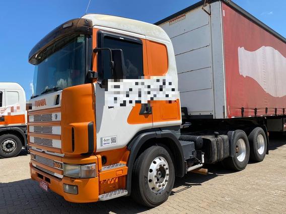 Scania 124 360 Ano 98 Trucado Único Dono