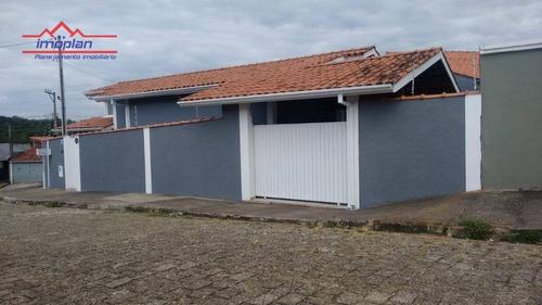 Imagem 1 de 28 de Casa Com 2 Dormitórios À Venda, 113 M² Por R$ 320.000,00 - San Marino - Piracaia/sp - Ca4576