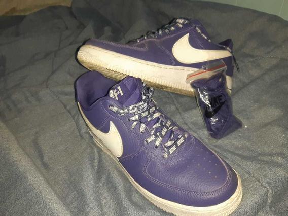 Zapatillas Nike Air Force 1 Violetas
