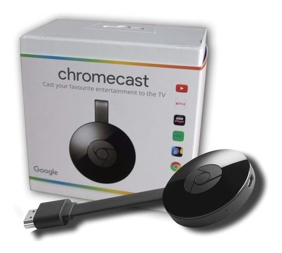 Cromecast 2 Hdmi 1080p Chromecast 2