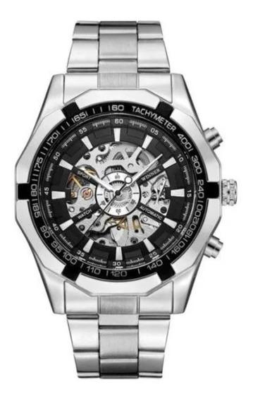 Relógio Forsining Automático Luxo Original
