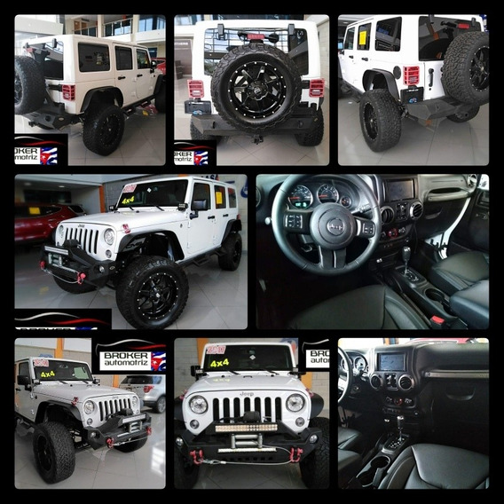 Jeep Wrangler Unlimited 4x4 Americ