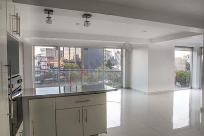 Se Vende Precioso Penthouse En La Condesa