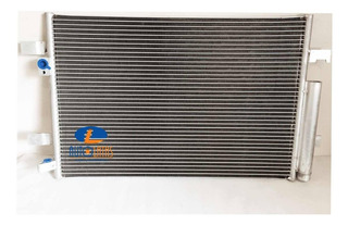 Condensador Chevrolet Sail