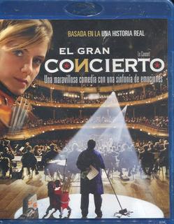El Gran Concierto. Pelicula En Blu-ray.