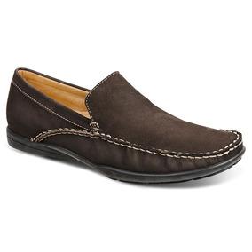 Sapato Masculino Loafer Sandro Moscoloni San Jose Marrom