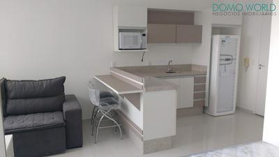 Apartamento Mobiliado - Pronto Para Morar! - Ap01630 - 32957533
