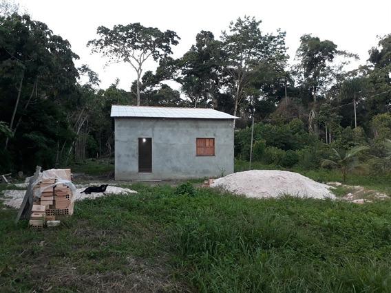 Casa No Bairro Cipoal Em Santarém- Pará