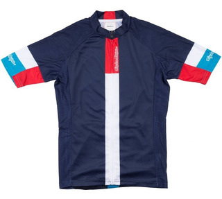 Camisa Ciclismo Corsa Navy Troy Lee