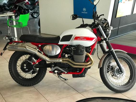 Moto Guzzi Stornello Anticipo U$d 10500 Saldo 12 Meses.