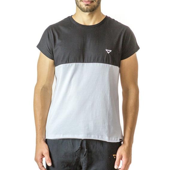 Camiseta Sleevless Brohood Preto E Branco
