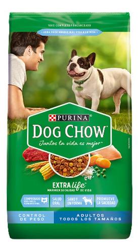 Dog Chow Control De Peso Adultos 17 Kg
