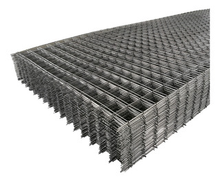 Tela Soldada Nervurada Q503 X 2,45 X 6m Arcelormittal
