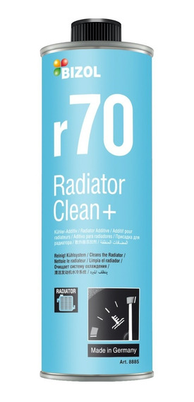 Limpiador De Radiador - Bizol (250 Ml)