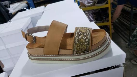 Sandalias Mujer Indu Brillo Zapatos Moda Verano 2020 India