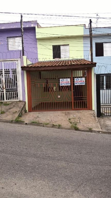 Sobrado Residencial Para Venda E Locação, Jardim Marília, São Paulo - So5832. - So5832