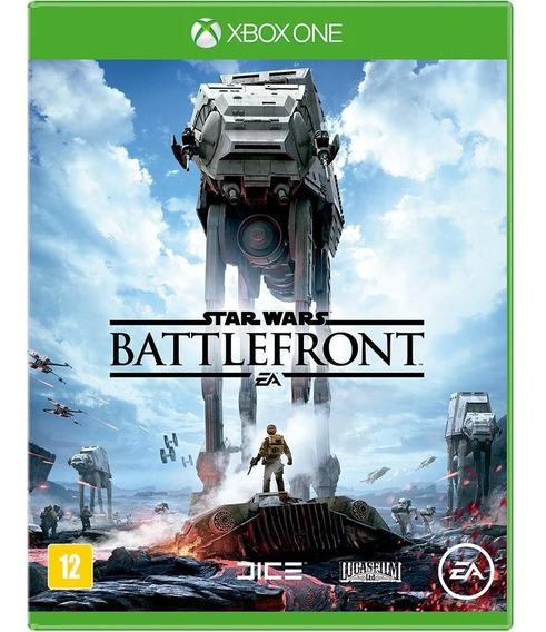 Star Wars Battlefront Xbox One | Mídia Física Original