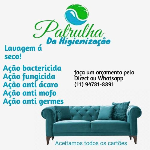 Patrulha Da Higienização