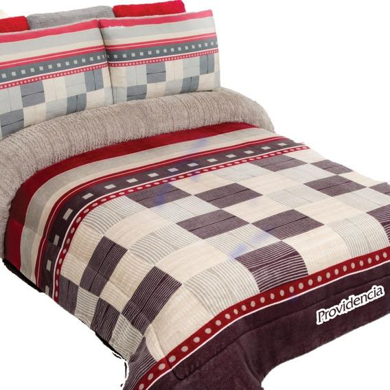Cobertor Matrimonial Serenity Providencia Jackie Borrega