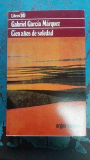 Cien Años De Soledad - Gabriel Garcia Marquez (libro)