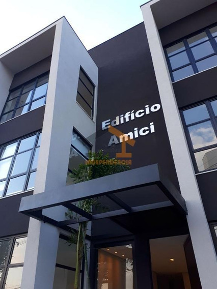 Sala Comercial À Venda No Edifício Amici, Morrão Da Força, Itatiba/sp - Sa0013