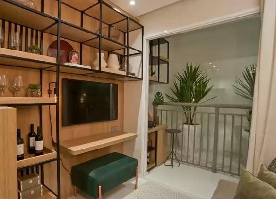 Apartamento À Venda, Casa Verde, 27,61m², 1 Dormitório! Entrega Em Dez/2021! - It56233